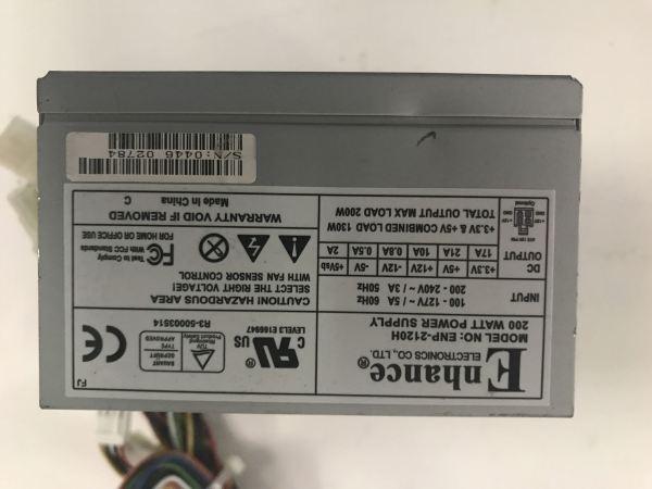 Enhance ENP-2120H Power Supply.