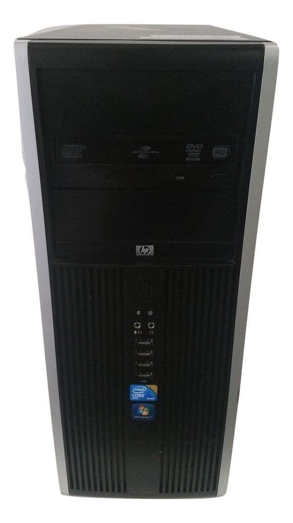 HP Compaq 8000 Elite Intel Core 2 Duo, 3GHz, 4GB 250GB Win 7 Pro