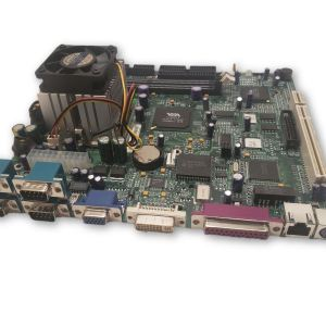 NCR POS MOTHERBOARD W/ CPU VT8601A