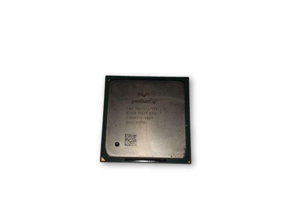 Intel Pentium 4 Processor 1.60 GHz, 512K Cache, 400 MHz FSB SL668
