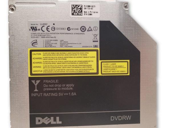 Genuine Dell Latitude E6400 E6410 E6510  CD/DVD-RW  BURNER DRIVE 29WN4 UJ892