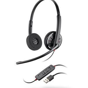 Plantronics Blackwire C320 USB Stereo Headset