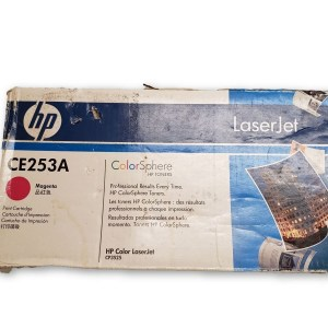 HP CE253A Magenta Toner sealed