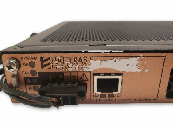 Hatteras Networks HN408-CP-1E-I High Speed Ethernet Modem