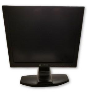 """Vision FV19 19"""" LCD Flat Screen Monitor"""