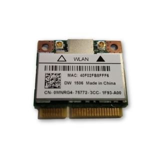 Dell Wireless 1506 DW1506 WiFi 802 11-b-g-n CHA01 MNRG4