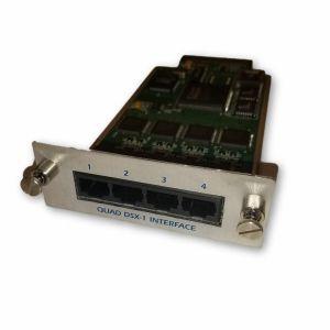 Adtran T3SU 300 1200284L1 Quad DSX-1 Interface Module