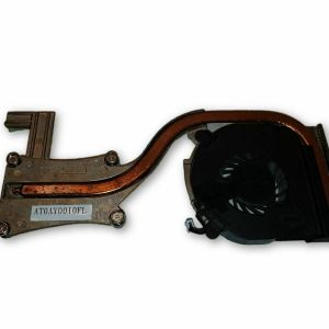 Dell Latitude E6410 E6510 CPU Heatsink TNP01 & Cooling Fan 4H1RR