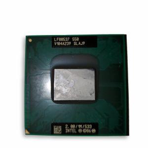 Intel Celeron M 550 CM550 SLAJ9 Mobile CPU  PPGA478 PBGA479 1M 2.0GHz 533Mhz