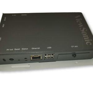 ViewSonic NMP-570W Full HD 1080P Wireless Media Player HDMI VGA USB