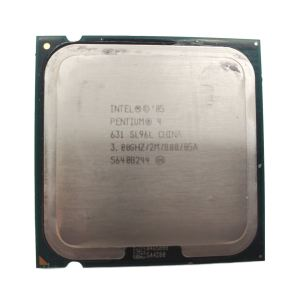 Intel Pentium 4 631 3.00ghz/2mb/800mhz FSB Socket/Socket LGA775 Processor SL96L