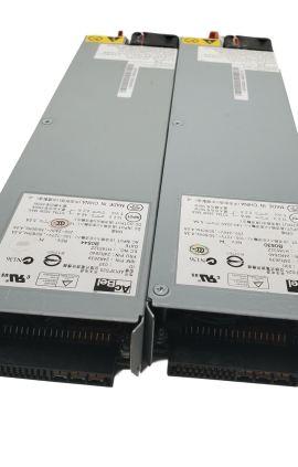 2x IBM Power Supply ACBel Model: API3FS25 585W IBM 24R2639 FRU 24R2640