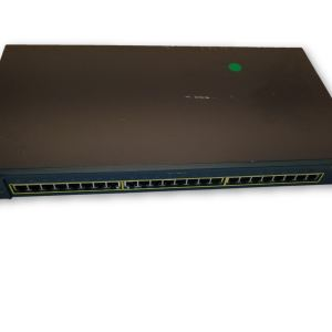 Cisco Catalyst 2950 24-Port Network Switch WS-C2950-24