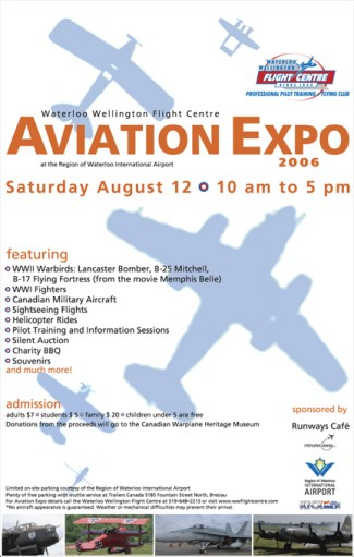 Aviation Expo (poster)
