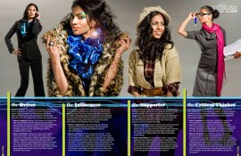 Client Connection, October 2009, feature spread