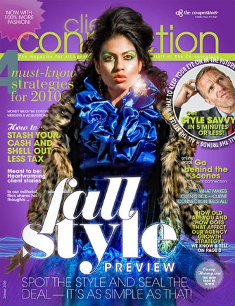 Client Connection, October 2009, cover