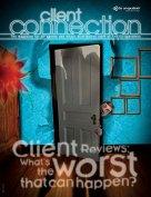 Client Connection, April 2010, cover