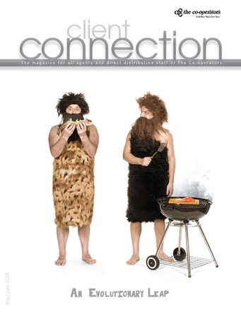 Client Connection, May 2008, cover