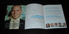 Agency recruitment (kit design - brochure)
