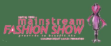 Mainstream Fashion Show (event logo)