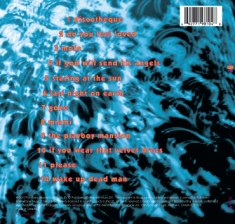 U2 - Pop, jewel case back cover (personal work)