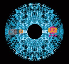U2 - Pop, CD artwork (personal work)