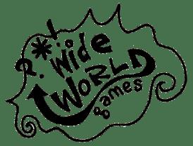 Wide World Games (concept logo)
