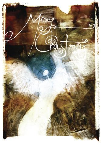 Christmas card (2009)