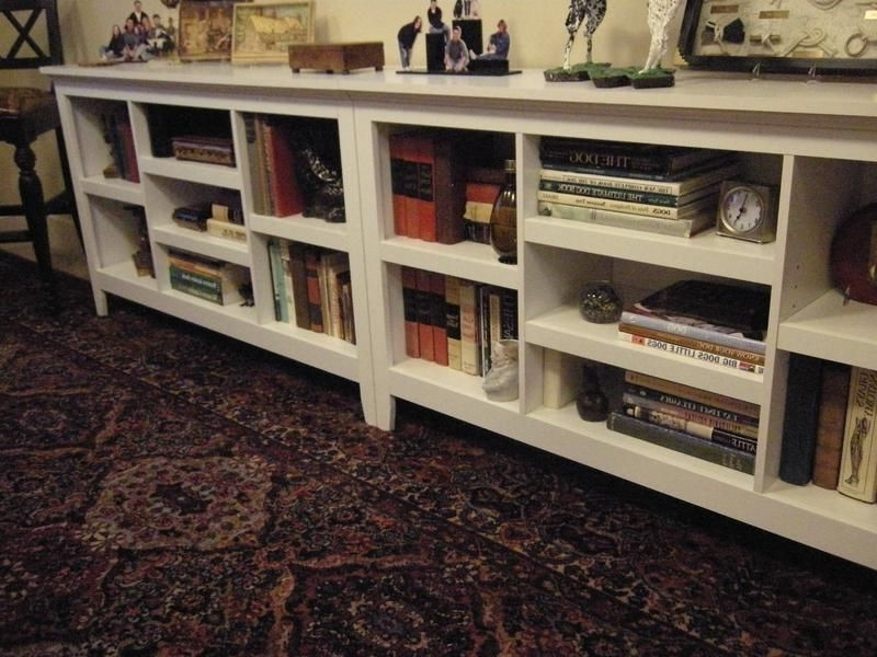 15 Best Collection Of Long Horizontal Bookcases