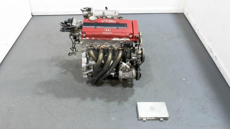 B18c Type R Crate Motor | Wajimotor co