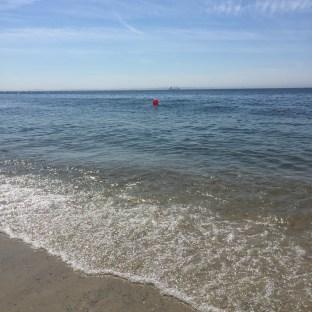 Taking a beach break...