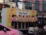 国際自動車(KMタクシー)様新サービス発表イベントメイク
