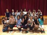 埼玉県上尾市幼稚園でのメイク講座