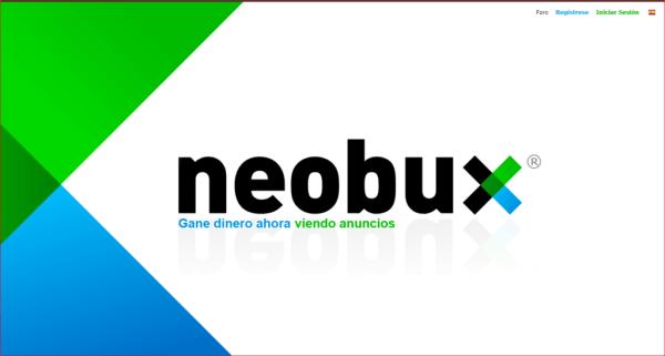 Neobux Ganar dinero viendo anuncios