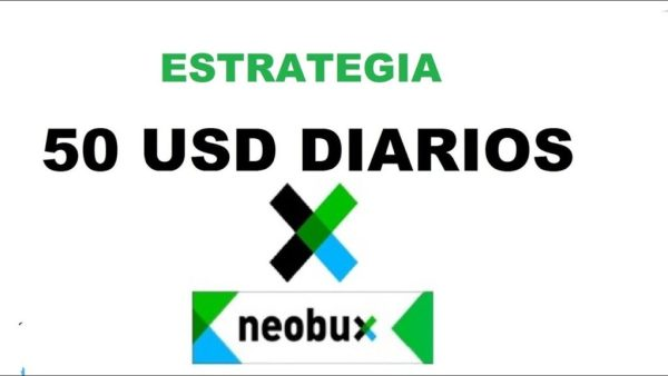 Estrategia de neobux para ganar 50$ diarios
