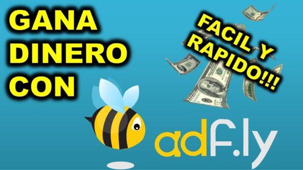 Adfly Ganar dinero