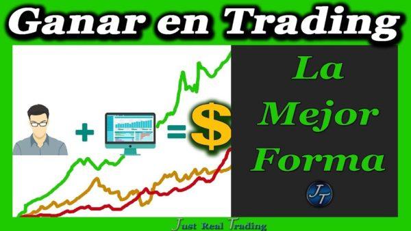 Ganar dinero con el trading