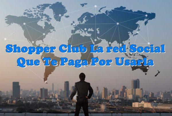 ShopperClub Cómo funciona