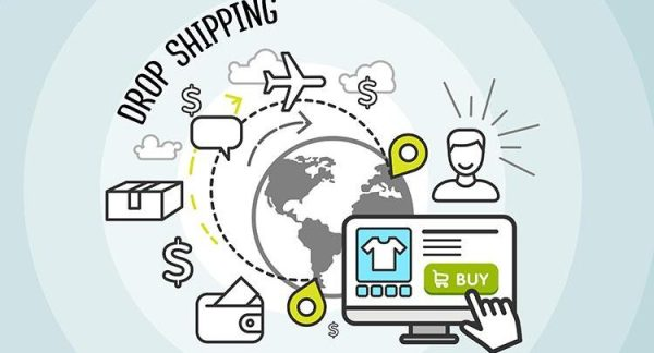 Dropshipping Beneficios