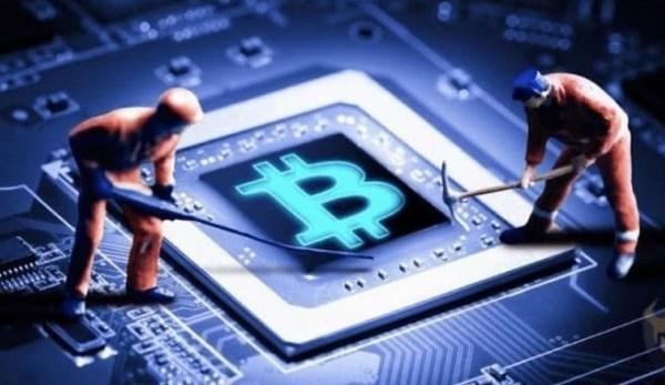 Bitcoin Minería