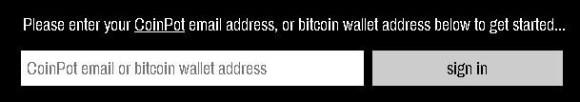 MoonBitcoin Formulario de registro