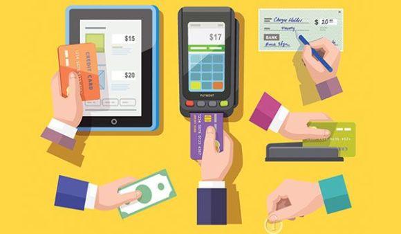 Procesadores de pago Características