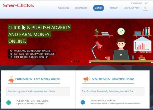 Star-Clicks Cómo funciona