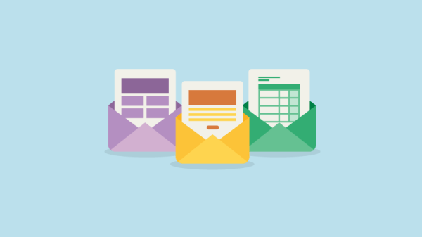 Email marketing Tipos