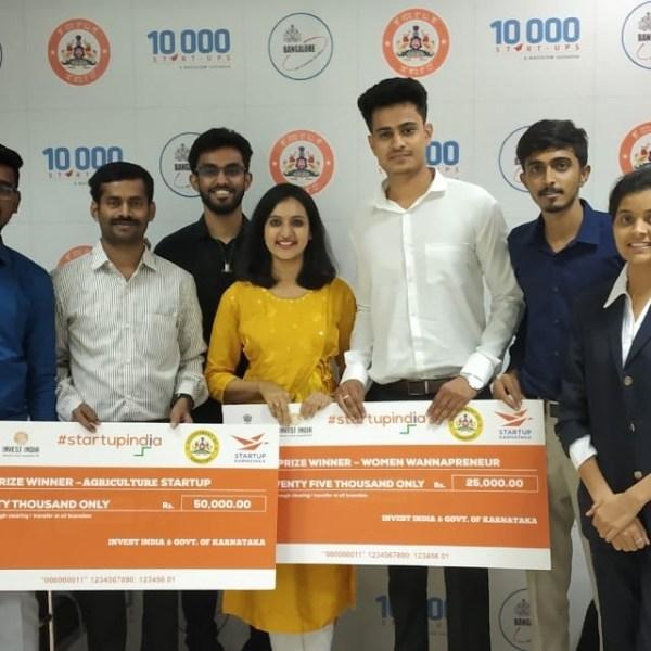 JSS STU Startup India – Karnataka Yatra Report