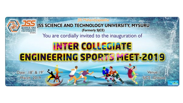 Inter Collegiate Engineering Sports Meet – 2019