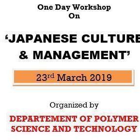 JAPANESE CULTURE & MANAGEMENT