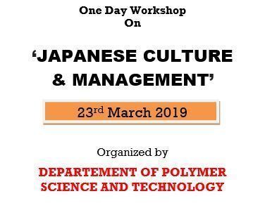 JAPANESE CULTURE & MANAGEMENT