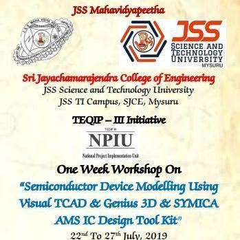 Semiconductor Device Modelling Using Visual TCAD & Genius 3D & SYMICA AMS IC Design Tool Kit