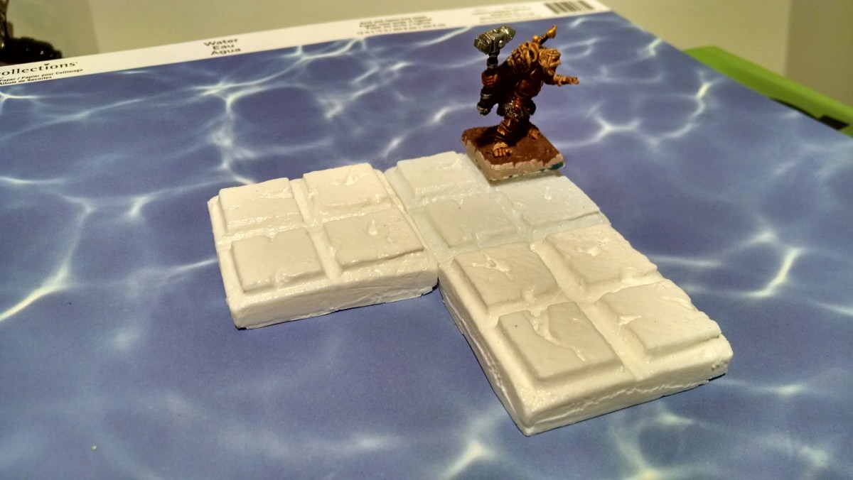New Product: Dungeon Tiles